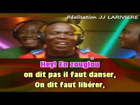MAGIC SYSTEM   ZOUGLOU DANCE I G JJ Karaoké - Paroles
