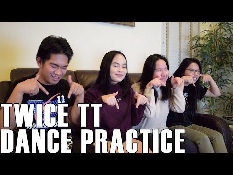 TWICE (트와이스)- TT Dance Practice (Reaction Video)