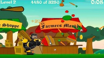 The Black Knight - Flash Games