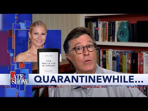 Meanwhile... Gwyneth Paltrow's Orgasm Smells Like Money
