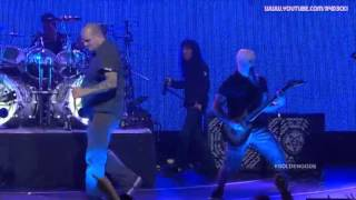 Anthrax - This Love w/ Phil Anselmo, Rex Brown (LIVE Stream - Golden Gods Awards 2013)
