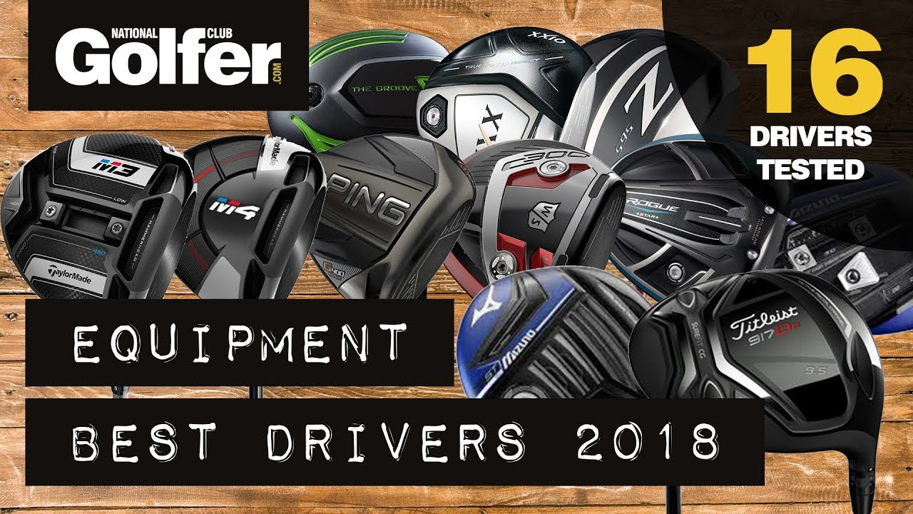 2018 golf driver distance comparison