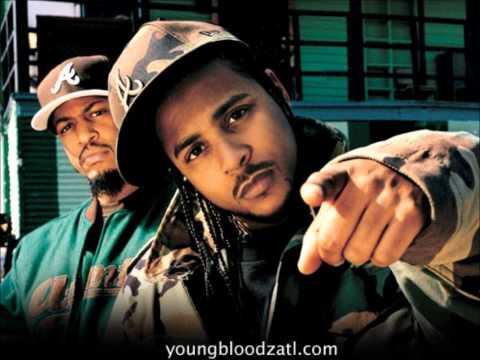 Young buck, Youngbloodz - Datz Me