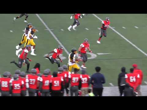 Detroit Martin Luther King (MI) @ Toledo Central Catholic (OH) 2017