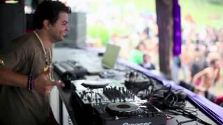 U Recken - Stop Time  //Live @ Ozora Festival 2010\\  HD