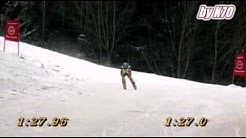 Ulrike Maier - Garmisch-Partenkirchen 1994 - deadly crash