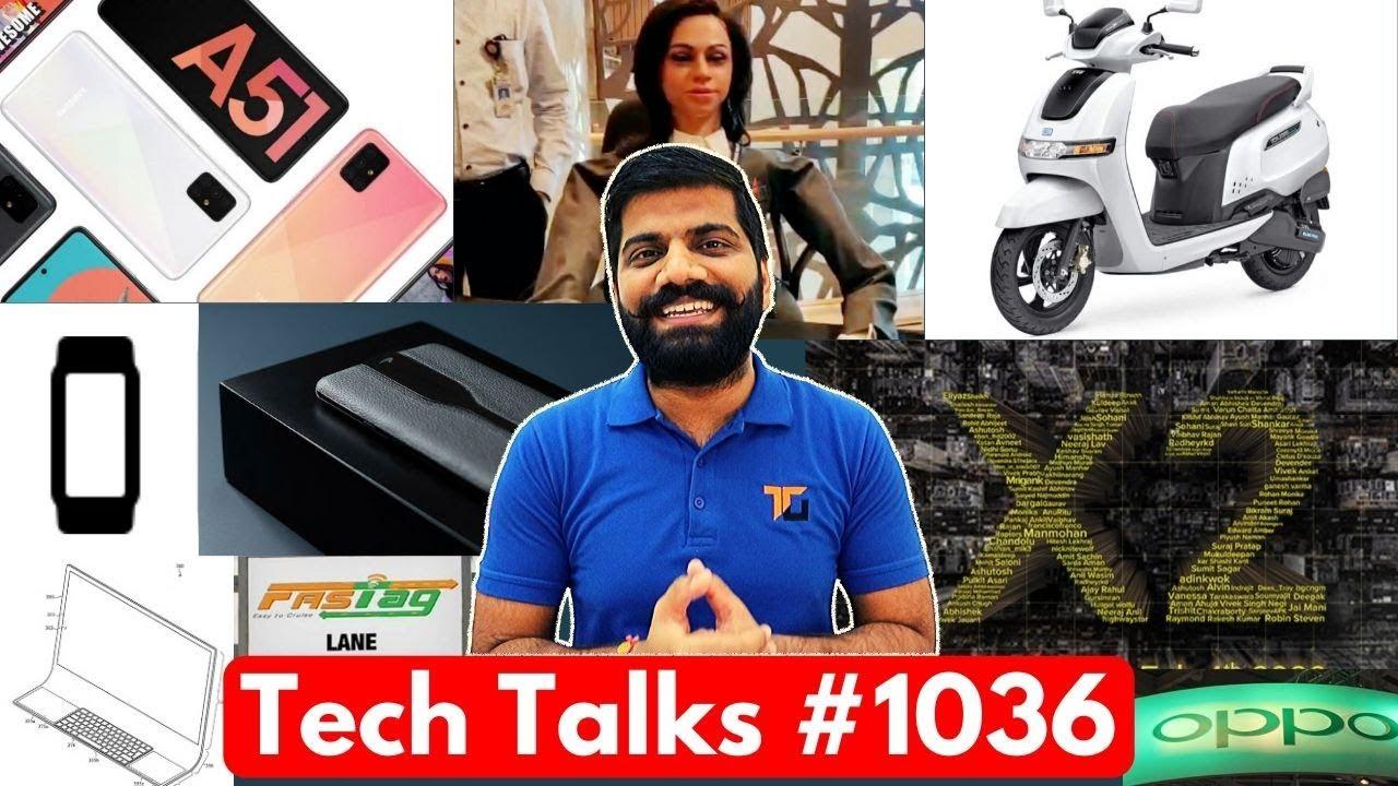 Tech Talks # 1036 - Date de lancement du Poco X2, lancement du Galaxy A51 en Inde, robot humanoïde ISRO, Oppo Kash + vidéo