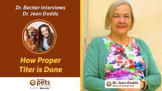 Dr. Becker and Dr. Dodds Talk About Titers