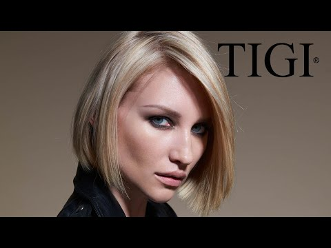 HOW TO CUT: THE BOB | TIGI MODERN CLASSICS