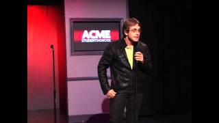 Greg Benevent - Social Anxiety - Stand Up Comedy