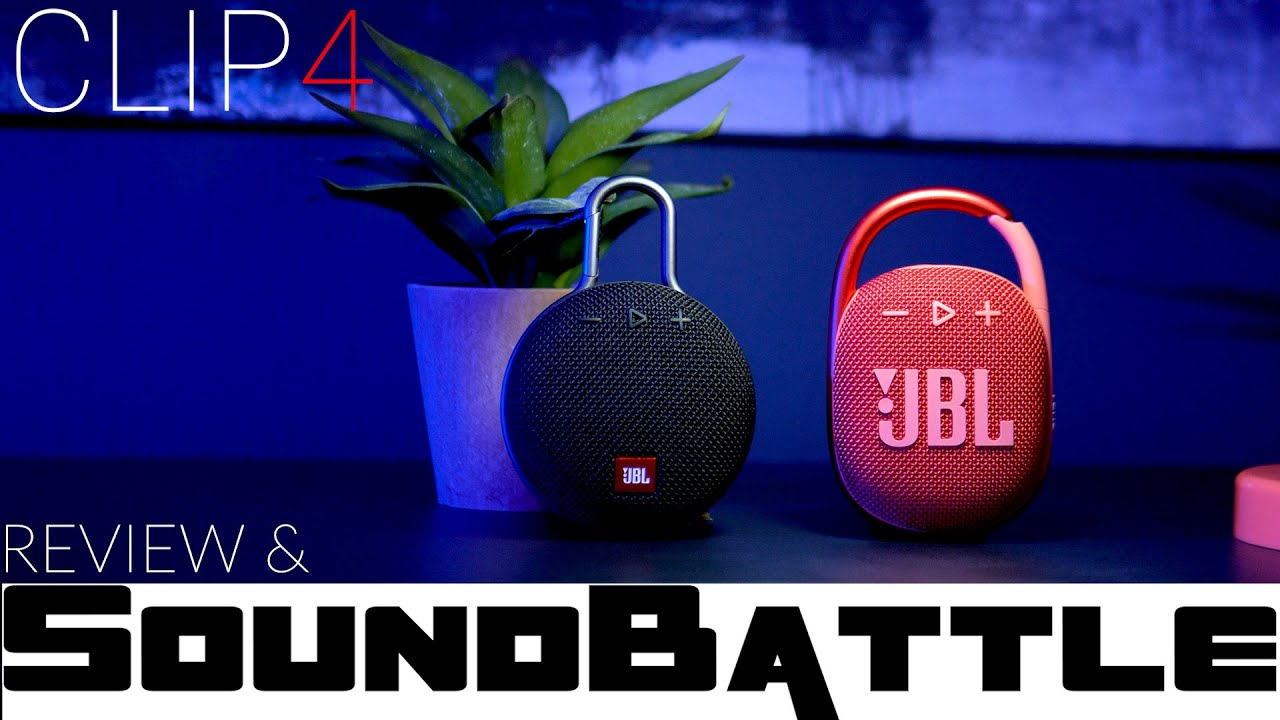 Download JBL CLIP 4 Review And Compared To Clip 3 | Sound Battle | I guess its a step forward 😒