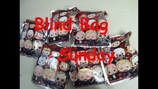Blind Bag Sunday #2 Horror Properties Figural Keyring Series 1// Opening