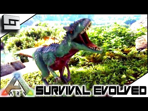 Ark Update! PELAGORNIS, ALLOSAURUS, FISHING & THE CENTER REDWOODS!
