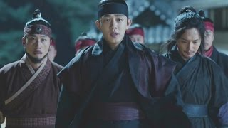 《BEST》 Six Flying Dragons 육룡이 나르샤|유아인, 결전의 그 날 준비 EP35 20160201