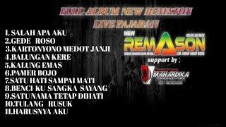 Download Lagu FULL ALBUM NEW REMASON TERBARU 2019 live pajaran mp3