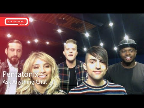 Pentatonix Interactive Chat w/ Romeo Saturday Night Online  - AskAnythingChat