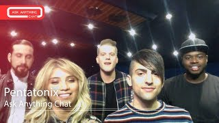 Pentatonix Interactive Chat w/ Romeo Saturday Night Online ‌‌ - AskAnythingChat
