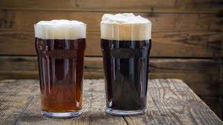 Cómo hacer Cerveza negra casera. RECETA CERVEZA 🍺🍺
