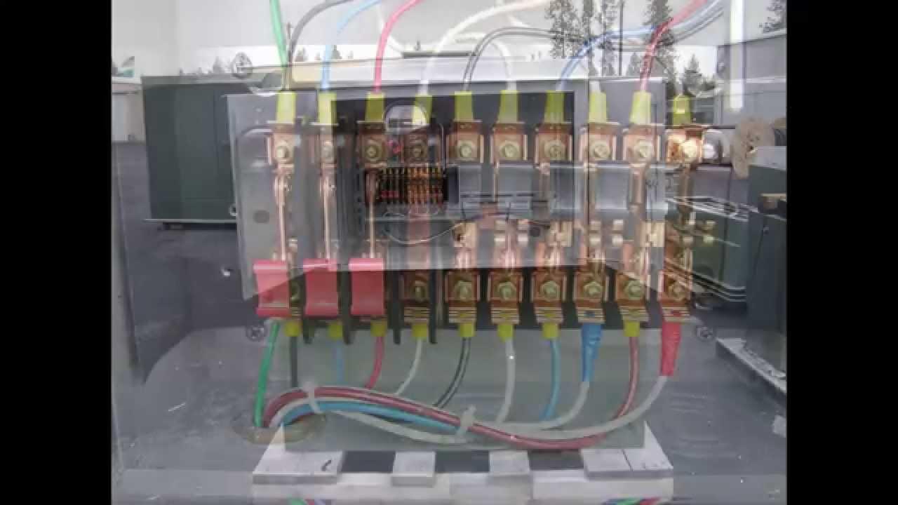 CT Electric Meter Wiring