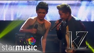 KZ TANDINGAN and CHARICE - Crazy In Love (KZ Concert @ Music Museum)