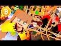 ЛИНА05 ПОЙМАЛА НАС С АИДОМ В ЛОВУШКУ! 99999999 БИТКОИНОВ ИЛИ ЖИЗНЬ! Minecraft