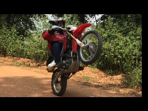 Drift Ghost Dualsport Trail Riding Honda CRF250L's off-road