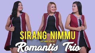 Romantis Trio - Sirang Nimmu (Official Music Video) | Lagu Batak Terbaru 2019