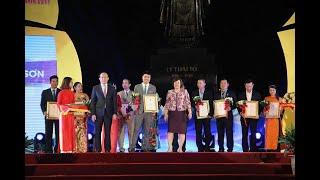 Sản phẩm Ancan TRISO nhận giải thưởng Thương hiệu được yêu thích 2017