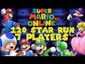 Super Mario 64 Online 120 Star - 7 Players in 49:03 (WR)