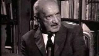 Martin Heidegger Critiques Karl Marx - 1969