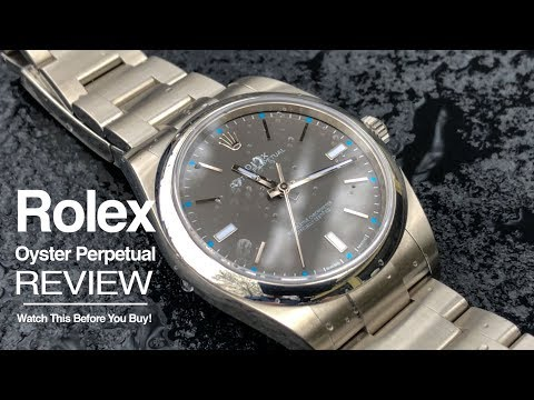Rolex Oyster Perpetual 39mm 114300 | Full Review