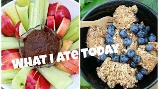 What I Ate Today | Rawtill4 VEGAN