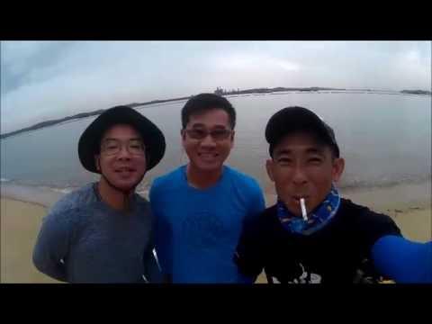 Singapore Kayak Fishing (20160803 KAL Fishing Kaki)