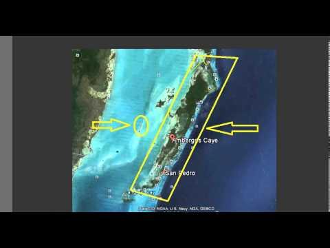 Leonardo DiCaprio's Island in Belize   Blackadore Caye