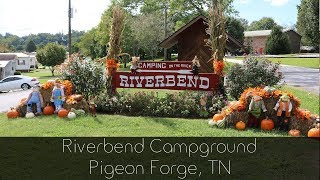 Riverbend Campground Pigeon Forge TN