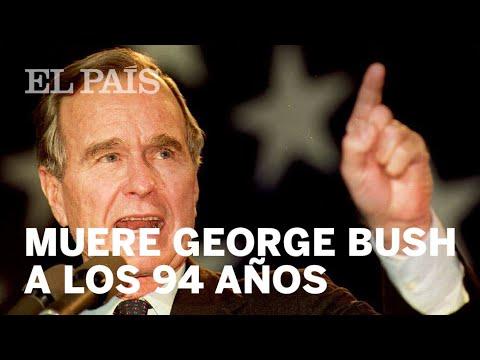 Muere George H. W. Bush, el presidente que selló el fin de la Guerra Fría