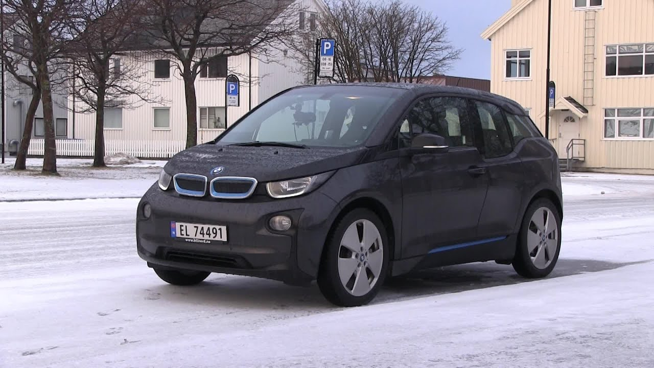 2015 Bmw I3 Review Youtube