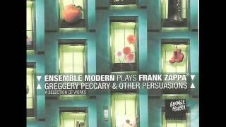 ENSEMBLE MODERN plays FRANK ZAPPA