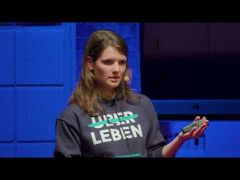 Freedom leads the way to a healthy life! | Anne Kliebisch | TEDxHHL