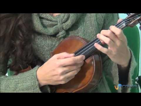 Tocar jingle bells en violín – Tocar el violín