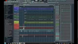 French-Montana-Everythings-A-Go (Fl Studio Instrumental ) [HD]