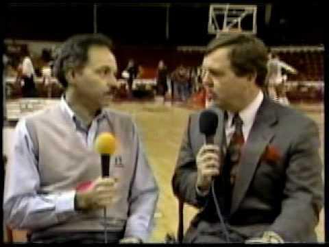 Michael Jordan - Bulls Eye Pre-game 1990