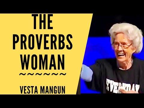 The Proverbs Woman Vesta Mangun