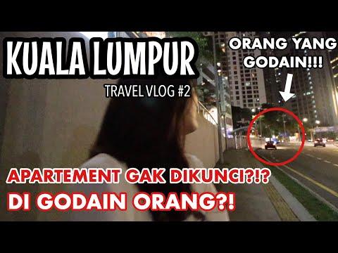 TRAVEL VLOG - 2 | HARI TER-DRAMA | DIGODAIN ORANG DI MALAYSIA