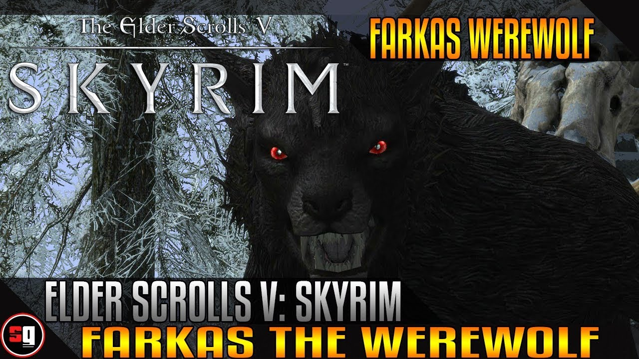 Skyrim werewolf wallpaper hd - photo#11