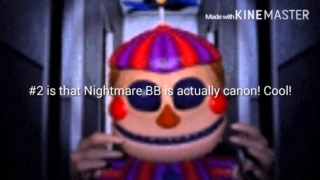 Top 3 halloween edition facts fnaf 4 youtube