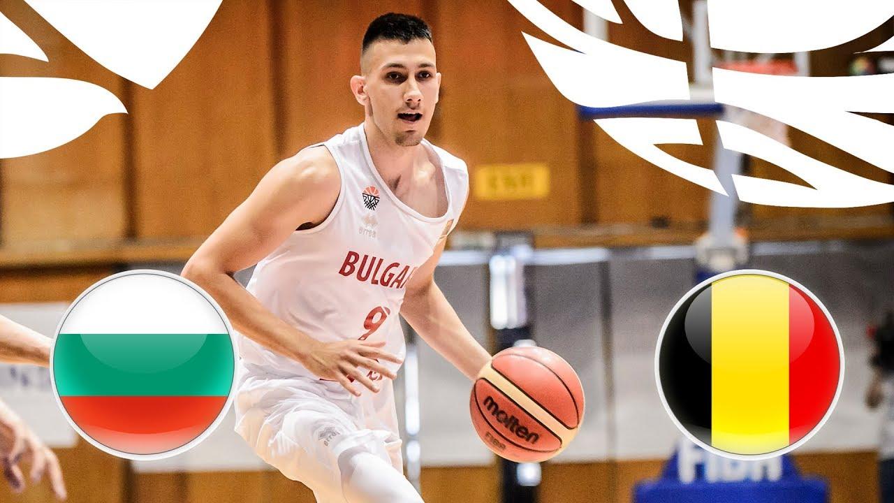 Re-watch Bulgaria v Belgium