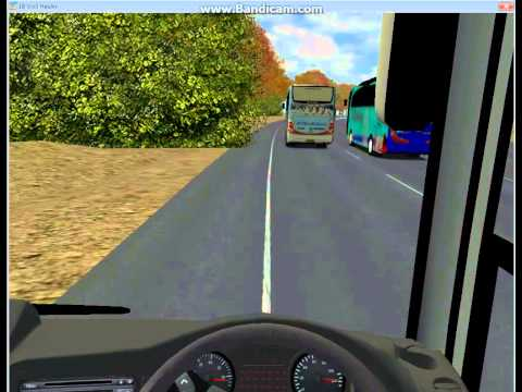 Haulin Bus Mod Indonesia