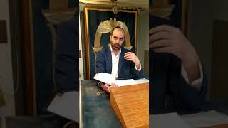 Rabbi Eli Tal - Daily Halacha #4 - Procedure following the search