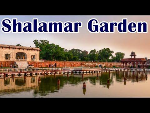 Shalimar Garden Lahore Pakistan